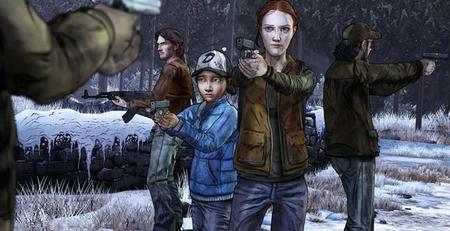 El cuarto episodio de The Walking Dead: Season Two aparecerá la próxima semana