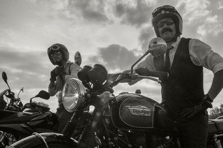 Triumph Distinguished Gentlemans Ride 2014 09