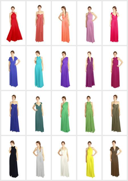 6192271fd6 Moda y blogs 166  vestidos convertibles