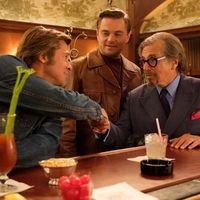 Globos de Oro 2020: Quentin Tarantino se lleva el premio al mejor guión por 'Érase una vez en... Hollywood'