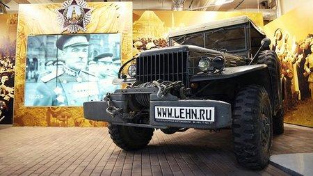 """Engines of war"", reliquias de la II Guerra Mundial"