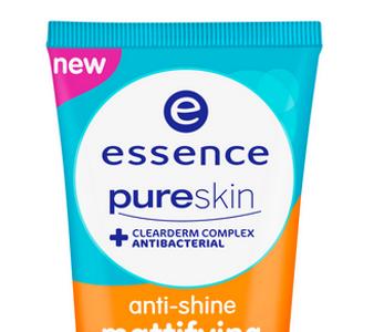 Nuevo gel matificante de Essence. ¡Adiós brillos del rostro!