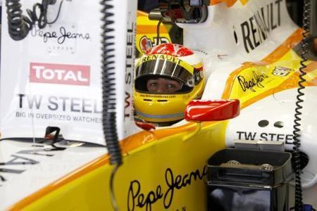 Triste despedida de Fernando Alonso
