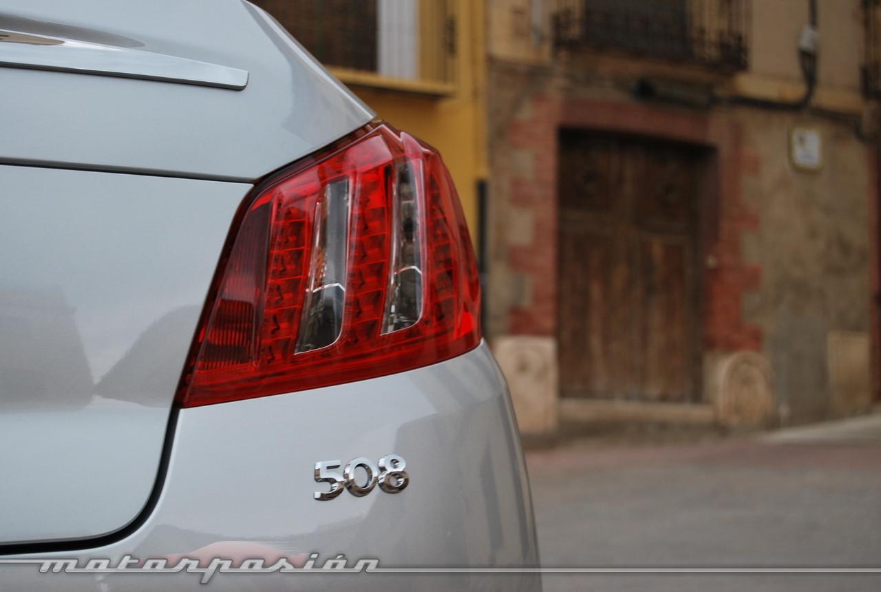 Foto de Peugeot 508 y 508 SW (presentación) (73/118)