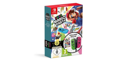Super Mario Party Pack Joy Con