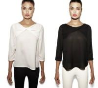 Catálogo Blanco otoño 2013: básicos perfectos para un gran fondo de armario