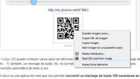 Lee códigos QR en la web desde Chrome con QRreader