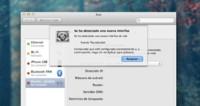 OS X Mavericks puede utilizar el puerto Thunderbolt como interfaz de conexión a la red