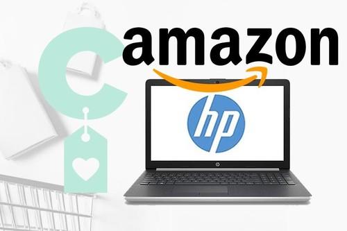 Para jugar y trabajar: vuelven las ofertas en portátiles HP a Amazon con descuentos de hasta 100 euros