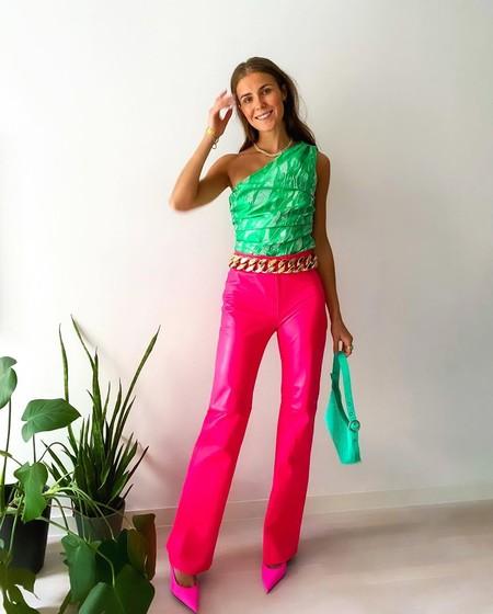 Combinar Un Pantalon Rosa 04