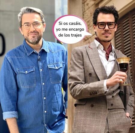 Màxim Huerta presenta a su novio, pero... ¿Dónde está su ex? Esta es la vidorra que lleva Juan Avellaneda