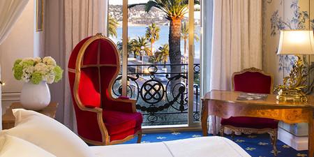 Hotel Negresco Nice Chambre De Luxe Vue Mer 6