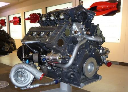 El nuevo motor V6 Turbo de Ferrari ya ha comenzado las pruebas en el banco de potencia