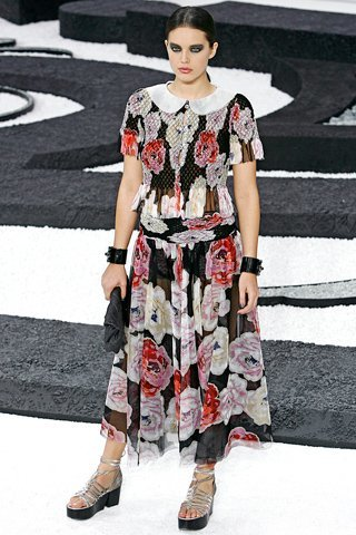 Chanel Tendencias Primavera 2011