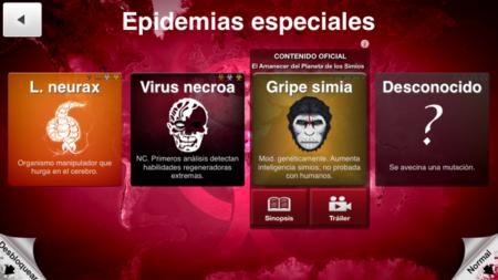 Gripe simia