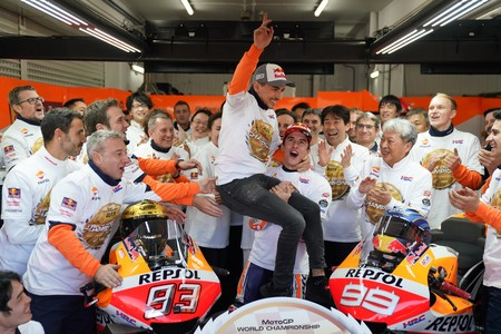 Lorenzo Thanks Day Honda 2019