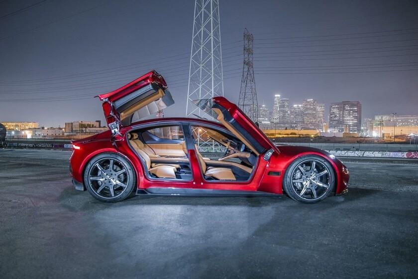Fisker abandona por completo el desarrollo de baterías de estado sólido para sus coches eléctricos