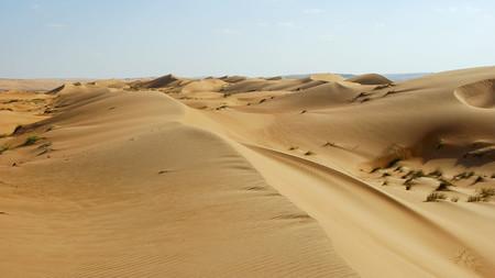 Desierto Rub Al Jal Dakar
