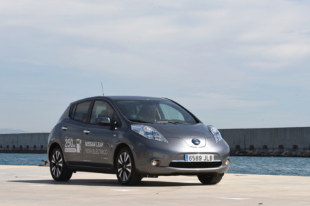 El éxito del Nissan Leaf viene ratificado por las 50.000 unidades que han fabricado en Europa