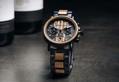 Original Grain Le Da Un Giro De Lujo A La Sustentabilidad Con Su Reloj Creado Con Madera De Barricas Recicladas 02