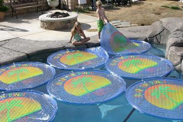 Calentar el agua de la piscina