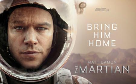 Ridley Scott | 'Marte (The Martian)', asombrosa y sobrecogedora