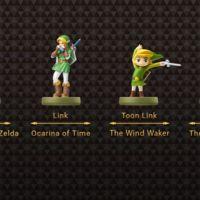 Nintendo celebrará el 30º aniversario de Zelda con estos cuatro amiibo conmemorativos