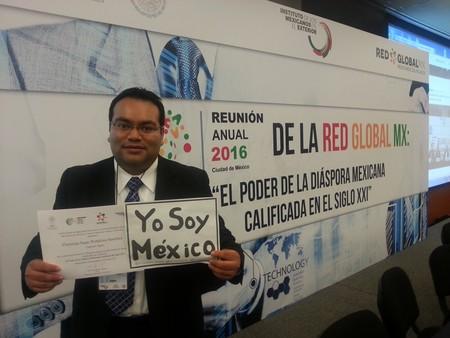 Reconocimiento Por Impulsar Mexico Desde Extranjero