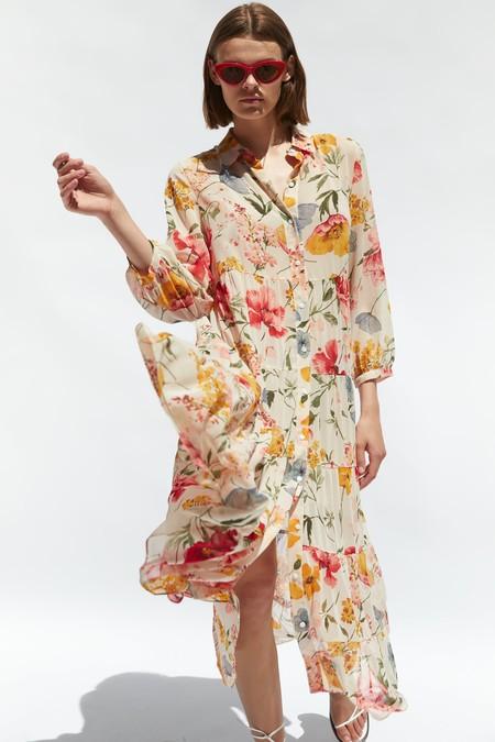 Zara Estampado Floral 03