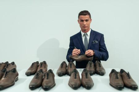 Cristiano Ronaldo presenta su colección footwear de invierno: más que fabulosa
