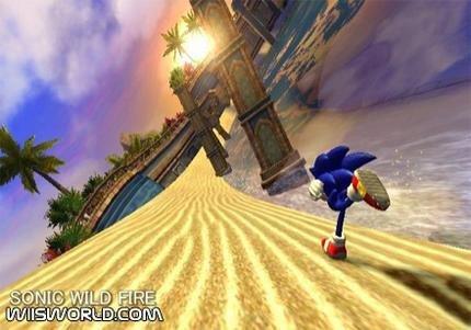 Sonic Wild Fire en imágenes