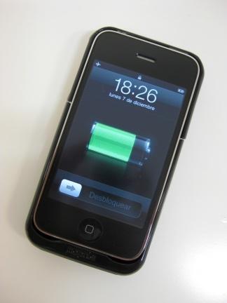 Dándole oxígeno al iPhone, baterías externas