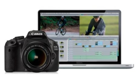 Cómo usar el plugin Canon E1 para Final Cut con tu Canon EOS 550D