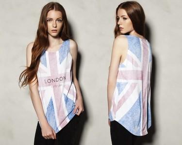Pull&Bear vive los Juegos Olímpicos de Londres 2012 con una colección cápsula