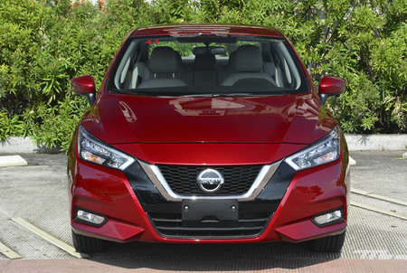 Nissan Versa 2020 Mexico 3