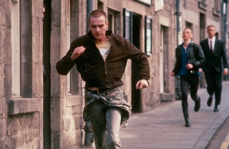 Trainspotting 1996 009 Ewan Mcgregor Running Street 00n Rsc