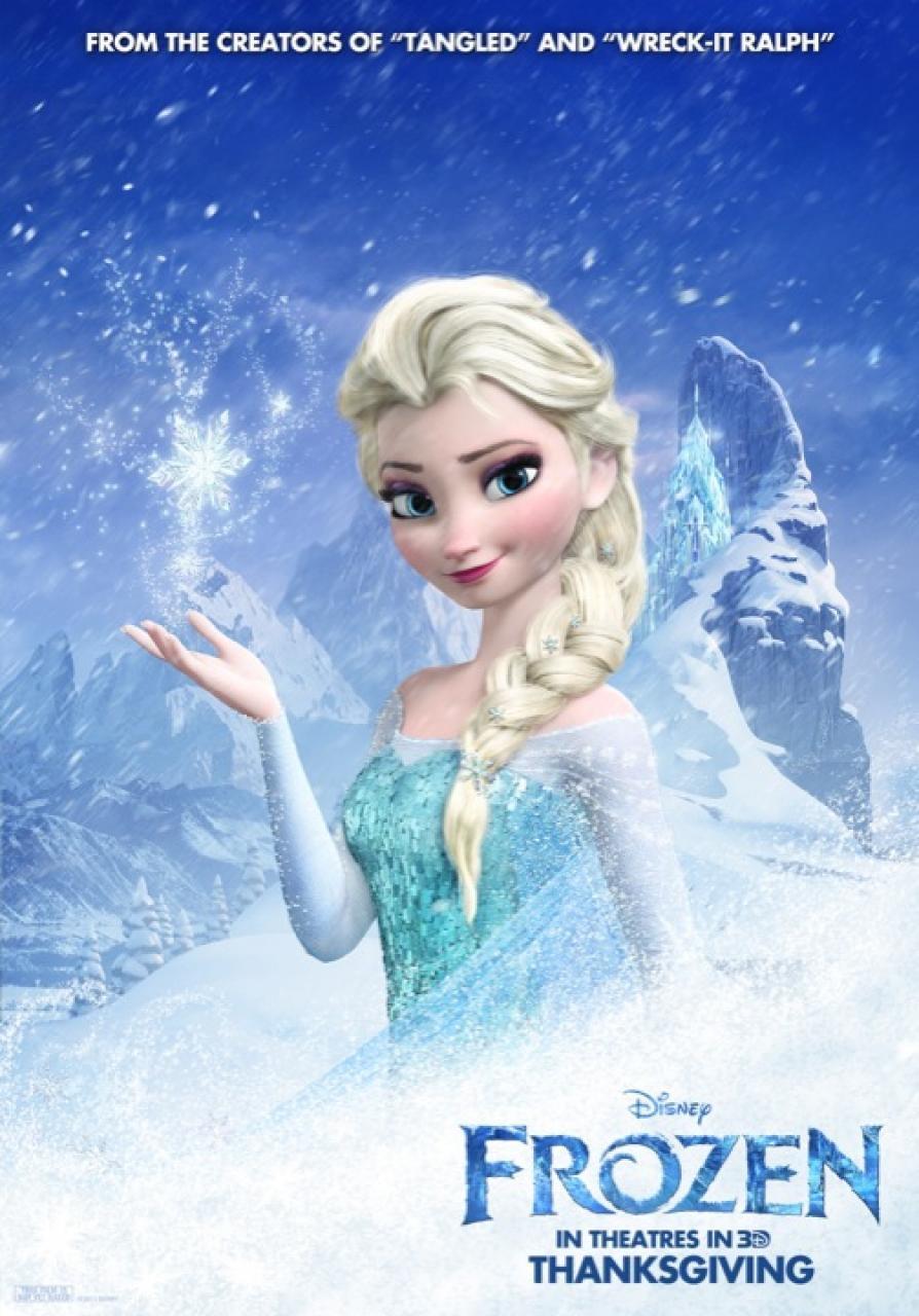 Foto de Carteles de Frozen (5/12)