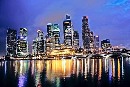 Nuevo socio comercial: Singapur