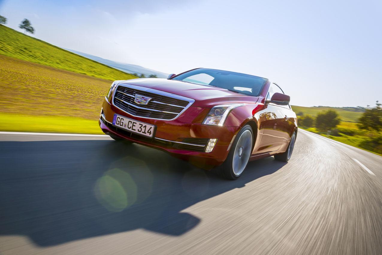 Foto de Cadillac ATS Coupé Europeo (2/33)