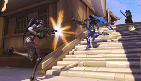 Widowmaker Screenshot 005