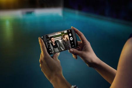 Resistencia Agua Galaxy S7 1