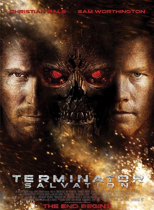 Foto de 'Terminator Salvation', nuevos carteles (2/6)