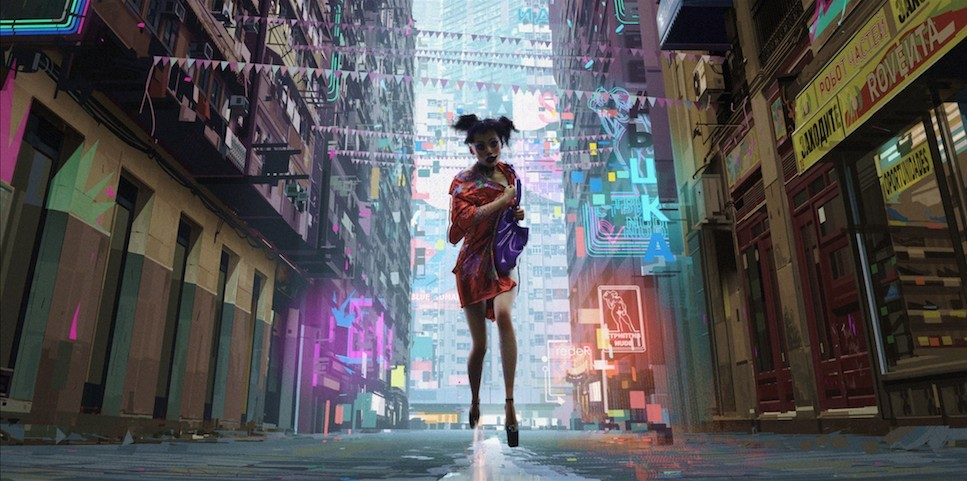 Foto de 'Love, Death & Robots': imágenes de la antología de animación de Netflix (3/15)