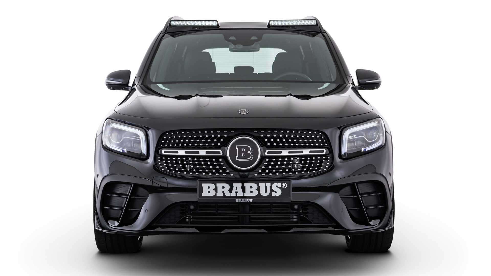 Foto de Mercedes-Benz GLB by Brabus (2/27)