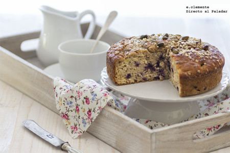 Cinco recetas saludables para disfrutar en el desayuno