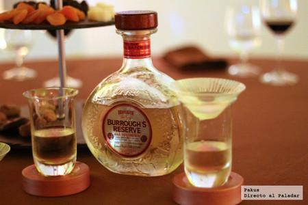 Cena de Josean Alija en el Basque Culinary Center para presentar la ginebra Burrough's Reserve