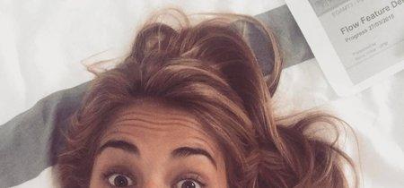 Alba Carrillo no será la primera en desnudarse en Instagram, pero aún así hemos flipado