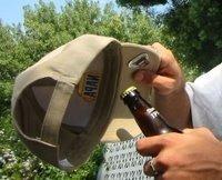 Gorra abre-botellas