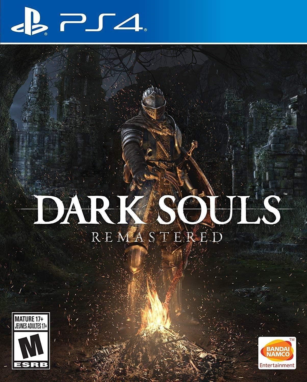 Dark Souls Remastered para PS4