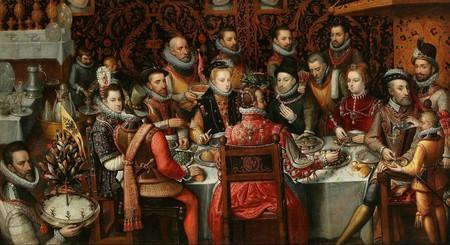 Banquete de Carlos II